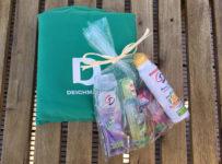 Súťaž balíček CD kozmetiky a plážovú deku Deichmann