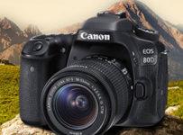 Súťaž o digitálne fotoaparáty značky Canon!