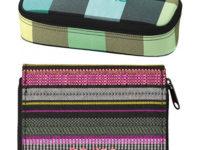 Súťaž o peňaženku Soho Fiesta a peračník Womens School Case od značky Dakine