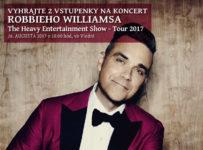 Súťaž o vstupenky na viedenský koncert Robbieho Williamsa