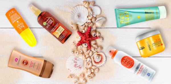 Vyhraj letní kosmetický balíček