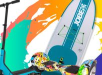 Vyhraj paddleboard, elektrokolobežku alebo elektroboard!