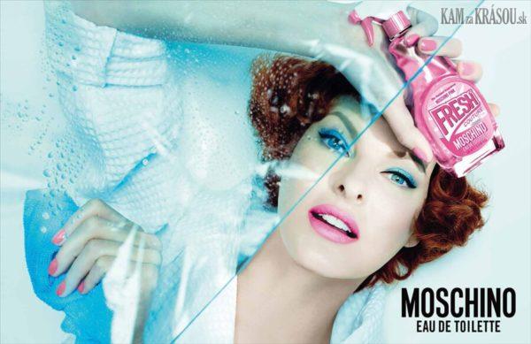 Vyhrajte 6x Moschino Pink Fresh Couture 30ml