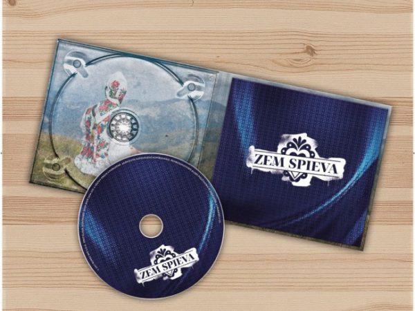 Vyhrajte CD ZEM SPIEVA s nádhernými folklórnymi piesňami