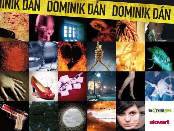 Vyhrajte knižný balíček 24 kníh Dominika Dána