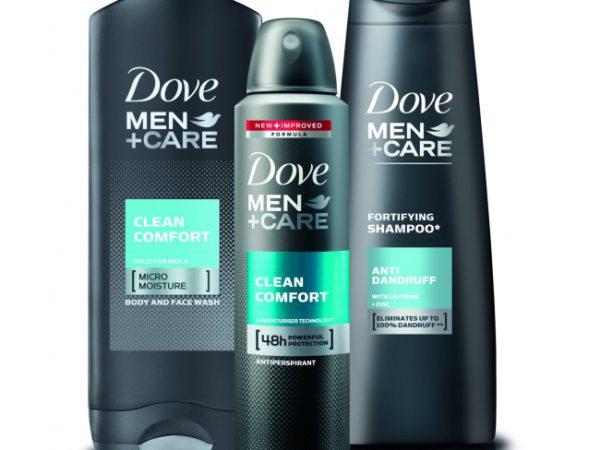 Vyhrajte kozmetiku pre vášho top otecka od Dove Men+Care