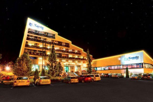 Vyhrajte v súťaži s Kontakt wellness hotel****