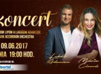 Vyhrajte vstupy na košický Galakoncert Slovak accordio