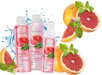 Zapojte sa do súťaže o 3 x balíček telovej starostlivosti Naturals s grapefruitom a mätou