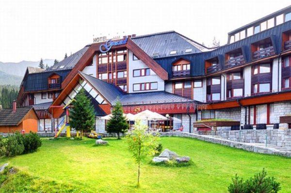 Súťaž o dovolenku v Tatrách v Grandhoteli Jasná ****