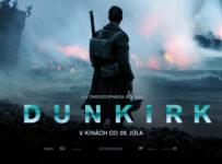 Súťaž s filmom V Dunkirk o 2 lístky do kina a filmové tričko