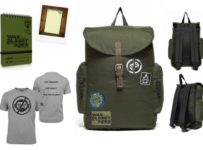 Súťaž s filmom Vojna o planétu opíc, filmový ruksak, tričko a zápisník