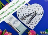 Súťažte o Eyelash Booster - Elixír na stimuláciu rastu rias