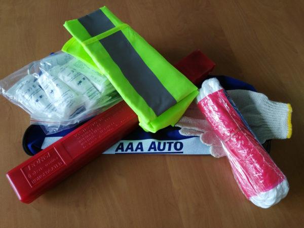 Súťažte o bezpečnostný set od AAA Auto