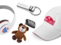 Súťažte o praktické darčekové predmety Škoda z kolekcie Monte Carlo