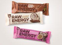 Soutěž o tyčinky Bombus Raw Energy