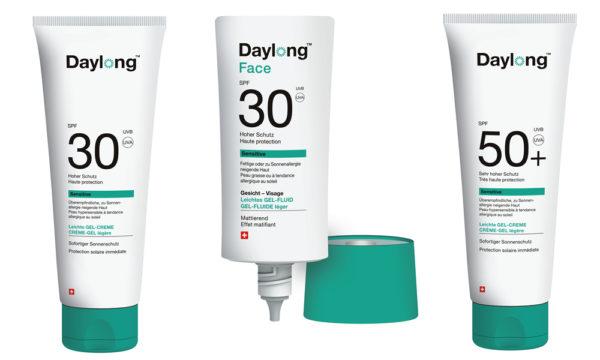 Vyhnite sa alergii zo slnka a vyhrajte opaľovací krém Daylong
