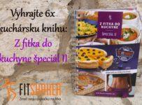Vyhrajte 6x kuchársku knihu Z fitka do kuchyne špeciál II