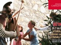 Vyhrajte vstupenky na Detský festival v Carnunte