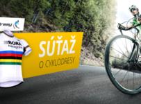 Zvládni 10 etáp otázok o Tour de France a vyhraj profesionálne dresy a kopec iných cien