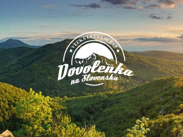 Hrajte každý týždeň o dovolenku na Slovensku a spoznávajte krásy nášho domova