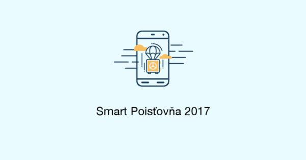 Hlasujte v ankete Smart Poisťovňa 2017 a vyhrajte Huawei P10 alebo navigácie Sygic