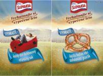 Letná súťaž so Slovakia Chips - Vyhrajte vak alebo nafukovačku