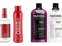 Súťaž o balíček Schwarzkopf Professional Osis+ a Syoss