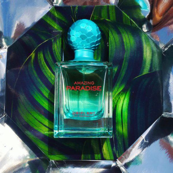 Súťaž o parfém AMAZING PARADISE od Oriflame