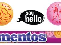 Súťažte o balíčky s chutnými bonbónami z limitovanej edície Mentos Say Hello