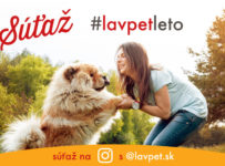 Súťaž #lavpetleto
