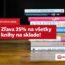 Výnimočná akcia na Martinus.sk - Zľava 25 % na všetky knihy na sklade