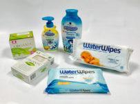 Vyhraj jedinečné vlhčené utierky pre deti WaterWipes