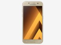 Vyhraj zlatý vodeodolný smartphone Samsung Galaxy A3 2017 od OKAY