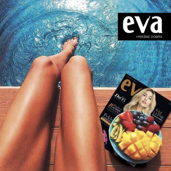 Vyhrajte čítanie na víkend s Evou