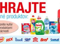 Kufre plné Henkel produktov