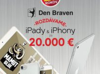 Den Braven - Rozdávame Jablká za 20.000 EUR
