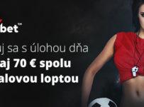 Počúvaj Rannú šou Fun rádia a vyhraj futbalovú loptu a 70 € od DOXXbet