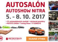 Súťaž o 10x 2 lístky na autosalón v Nitre
