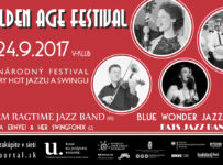 Súťaž o 2 vstupenky na Golden Age Festival