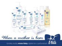 Súťaž o 5 balíčkov detskej kozmetiky Mister BABY