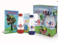 Vyhrajte 3x sadu detských fliaš Žížaláci od značky SodaStream