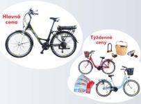 Vyrazte na nákupy do Kauflandu na bicykli a vyhrajte