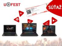 Získate 2 lístky na unikátne podujatie UFEST