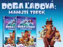 Súťaž o 2x DVD Doba ľadová: Mamutí tresk!