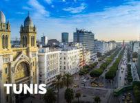 Hrajte hru City Memory a vyhrajte 2 letenky do Tunisu od TUNISAIR