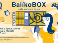 Hrajte s BalíkoBOXom o skvelé ceny!