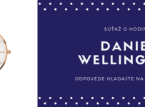 Jesenná súťaž o dámske hodinky Daniel Wellington z ružového zlata!