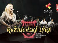 Ružinovská lýra 2017 súťaž autorských piesní