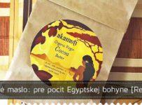 Súťaž o bio kakaové maslo zn. Akamuti